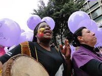 Mujeres afrodescendientes del continente (Gabby de Cicco)