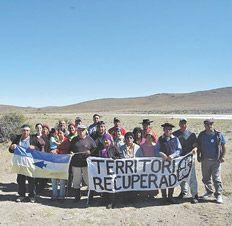 Territorios indígenas recuperados en Argentina (Página 12)