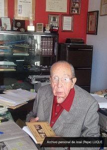 Luis Ramiro Beltran ( CIESPAL del archivo personal de Beltran)