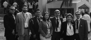 Equipo de Visión Mundial en El Salvador